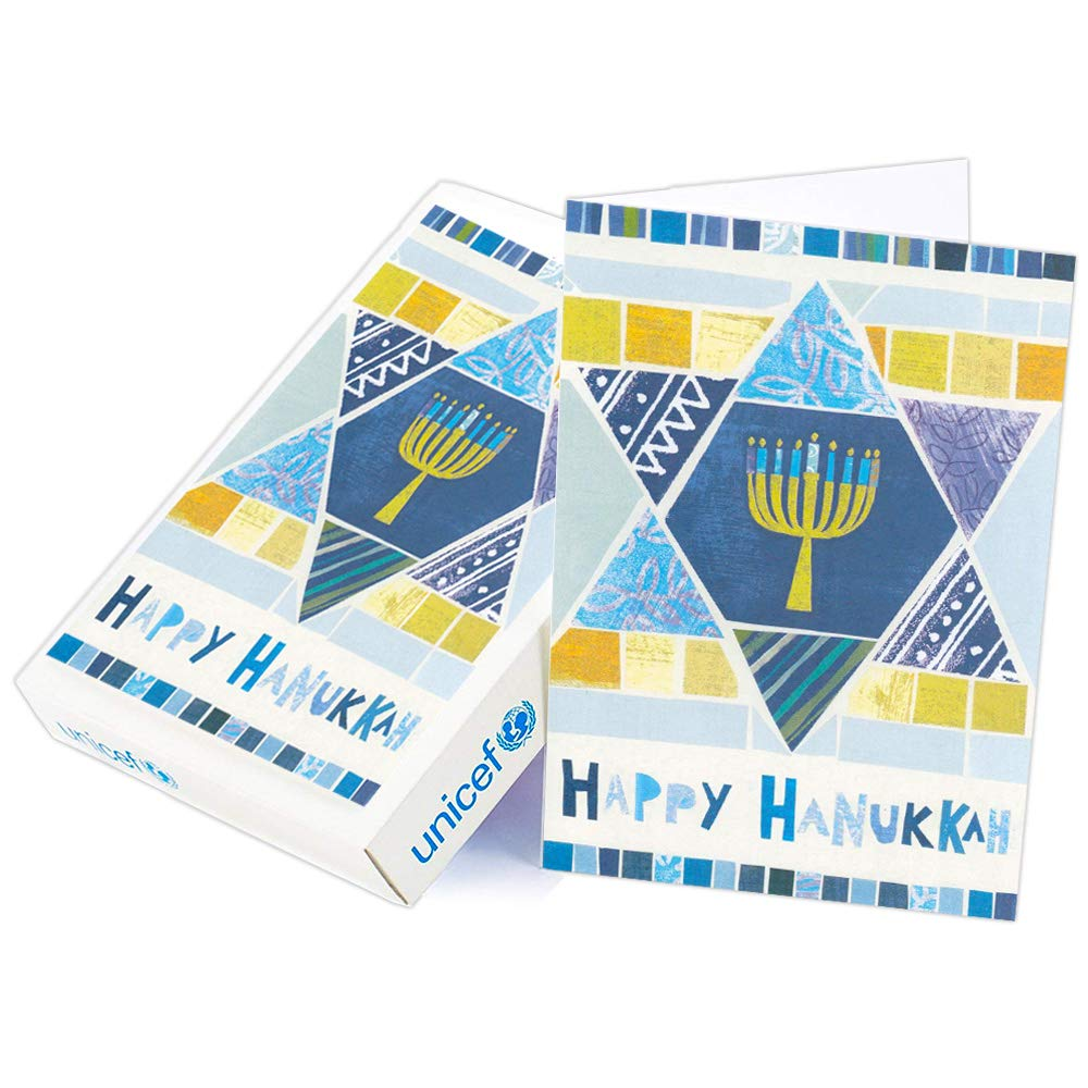 Hallmark UNICEF Christmas Boxed Cards, Star (12 Cards and 13 ...