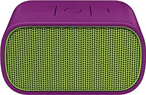 UE MINI BOOM - Altavoz portátil de 3W (Bluetooth, NFC, USB, 3.5 mm), color morado y amarillo