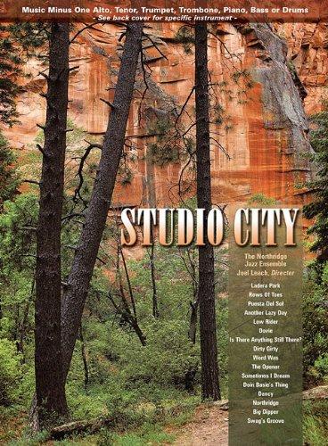 Studio City: Music Minus One Bass (Music Minus One (Numbered))