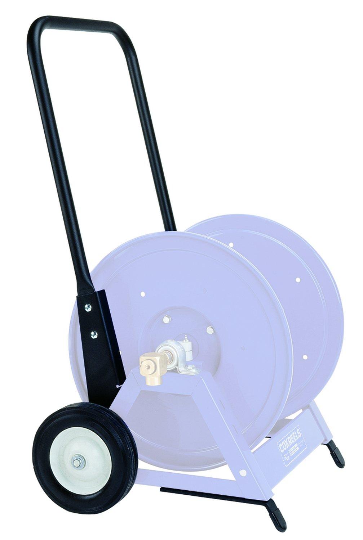 Coxreels PR-1125-12 1125/1275 Series Steel Hand Crank Portable Hose Reel Cart Kit