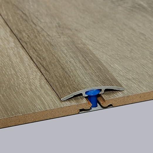 Laminat textur grau  Laminat-Übergangsschiene Tal Eiche Grau Wood Textur 900 m, für 0 ...