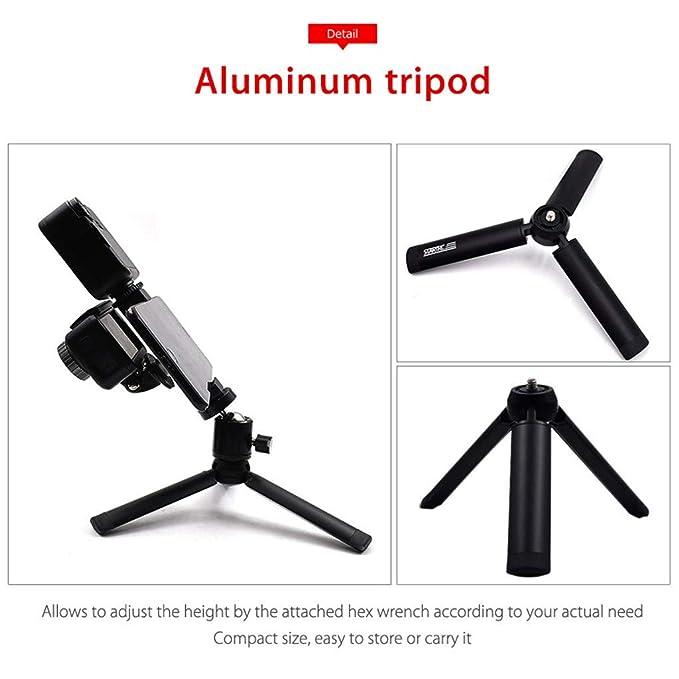 TianranRT❄ Para Osmo Action Stabilizer Camera Holder Cámara ...