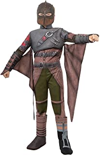 Amazon rubies how to train your dragon 2 night fury costume rubies how to train your dragon 2 deluxe hiccup flight suit costume child small ccuart Image collections