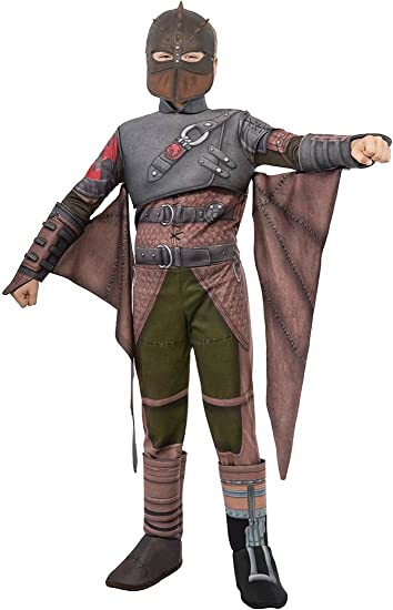 Amazon rubies how to train your dragon 2 deluxe hiccup flight amazon rubies how to train your dragon 2 deluxe hiccup flight suit costume child small toys games ccuart Gallery