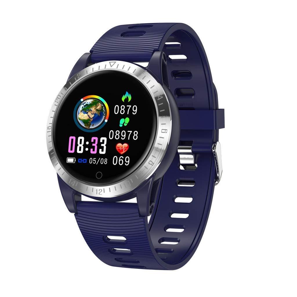 Amazon.com: NOMENI Fitness Tracker with Heart Rate Monitor ...