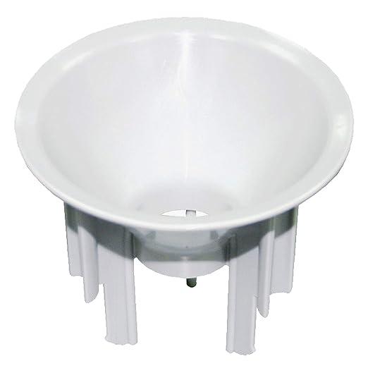 Spares2go embudo de sal para lavavajillas Bosch: Amazon.es: Hogar