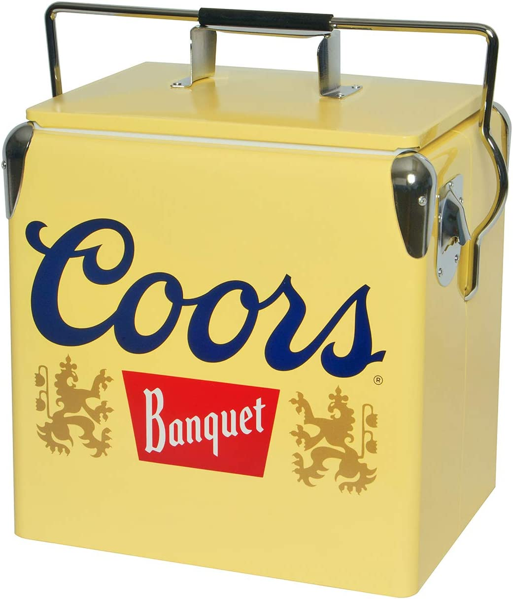 Coors Banquet Portable Ice Chest