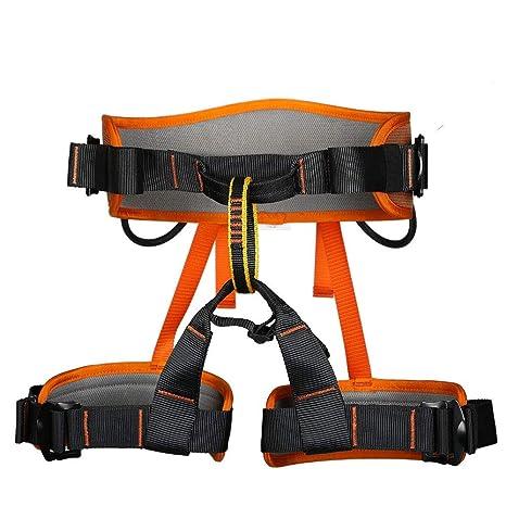 JKHOIUH Productos al Aire Libre Arnés de Seguridad para Escalada ...