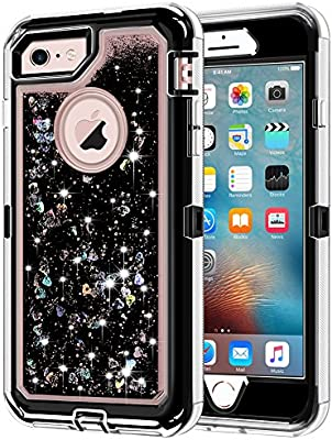 iPhone 6 Case iPhone 6S Case Glitter