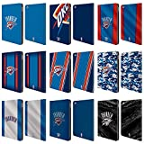 Official NBA Oklahoma City Thunder Leather Book Wallet Case Cover For Apple iPad Air 2