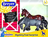 : Breyer Mystery Foal Surprise Horse Box Toy