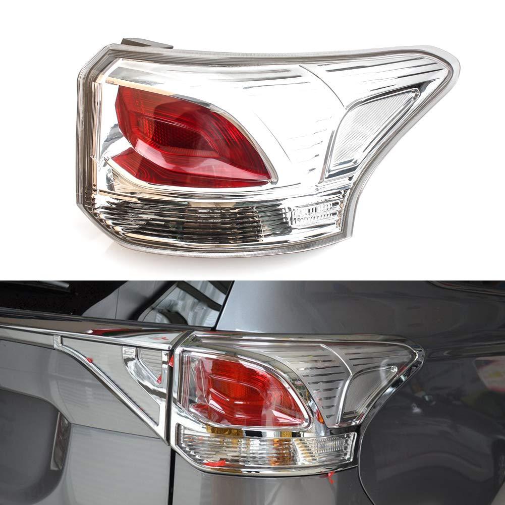 MZORANGE Rear Tail Light Left Right Lamp for Mitsubishi Outlander 2014-15 (Passenger Side Right)