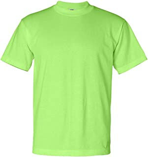 product image for Bayside Mens USA-Made 50/50 Short Sleeve T-Shirt-1701