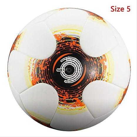 zuq Balón de fútbol Profesional, tamaño 4, 5, Pelota de fútbol ...