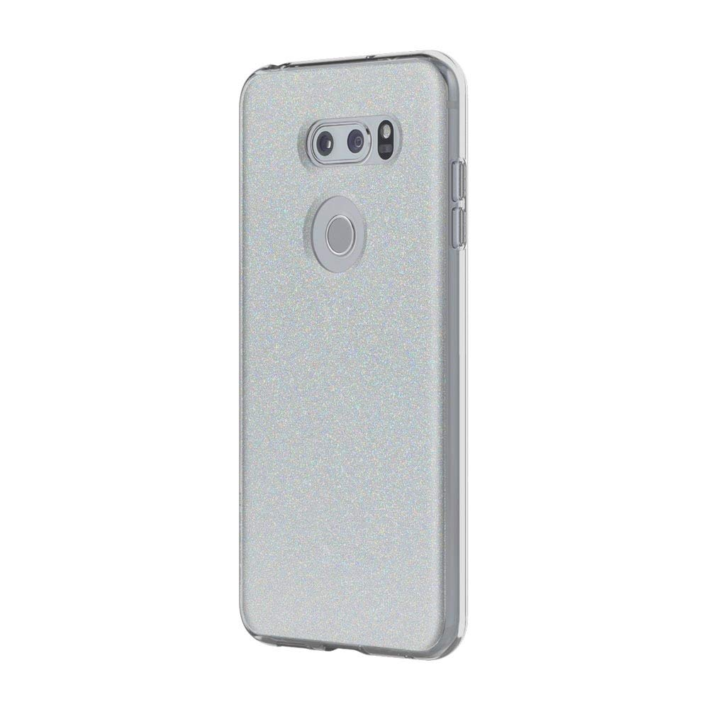 wholesale dealer e7853 64163 Incipio Iridescent White Glitter LG V30 Case [Design Series Classic] for LG  V30 - Iridescent White Glitter