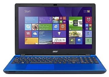 Acer Aspire E5-571 - Ordenador portatil (Intel Core i3-4005U, 4GB RAM, 500GB HDD, Windows 8) Azul: Amazon.es: Informática