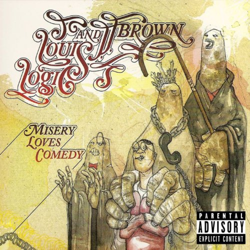 Misery Loves Comedy Deluxe Edition Explicit By Jj Brown