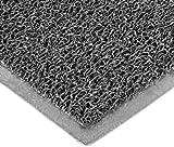 Durable DuraLoop Indoor/Outdoor Entrance Mat, 3' x 5', Gray