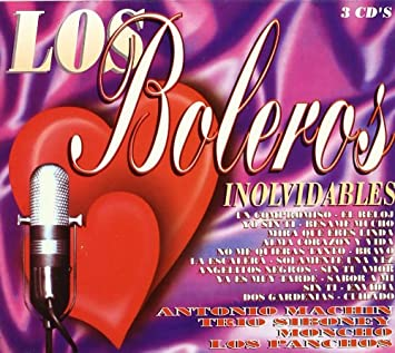 Amazon.com: Los Boleros Inolvidables: Music