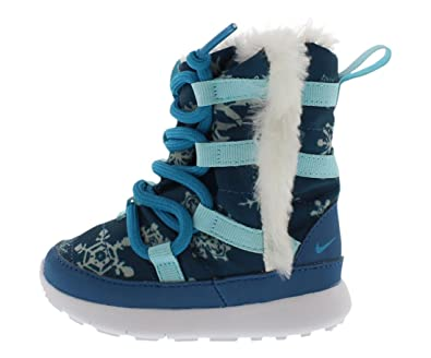 47afc6507366 Amazon.com  NIKE Roshe One Hi Print Sneaker Boots Infant s Shoes Size 6   Shoes