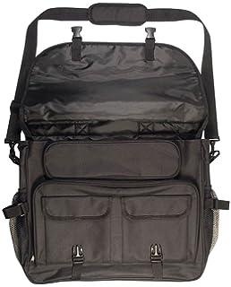 ROADPRO PLB-003 12 PATCHWORK LEATHER SHAVE KIT BAG BLACK Christmas ... f5bb4c104744c