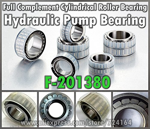 Ochoos Full Complement Cylindrical Roller Bearing F-201380 30.45222mm for Main Shaft of Hydraulic Pump Printing Press Machine Bearing