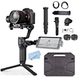 Zhiyun WEEBILL LAB 3-Axis Gimbal Stabilizer 3kg Payload with Servo Follow Focus for Mirrorless Cameras (Creator Kit)