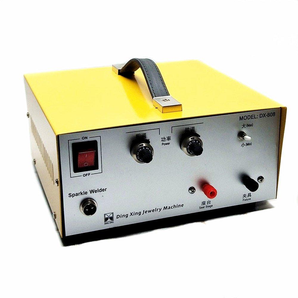 2 in1 dx-80 a 500 W láser de alta potencia Spot soldadura soldadura de pulso de mano se puede lavar a máquina colisión soldadura máquina joyas herramientas ...