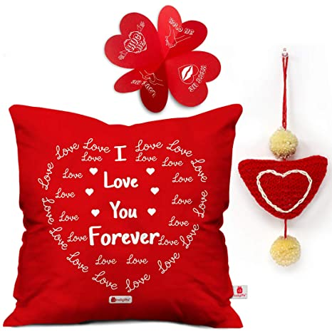Buy Indi ts Valentine Gifts for Girlfriend Love Quote