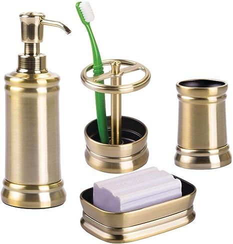 Premier Housewares/ /Finitura Anticata Madison Dispenser 20/x 8/x 8/cm Ottone