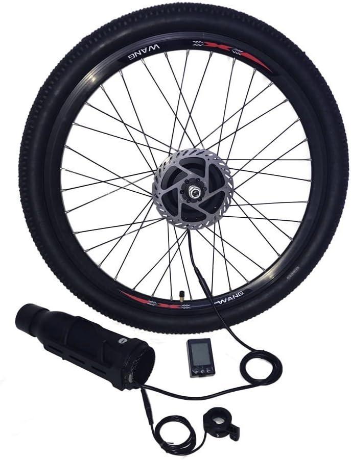 ELECYCLES - Kit de conversión de bicicleta eléctrica para rueda ...