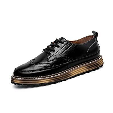 Shoes Mens Casual Shoes Low-Top Sneakers Formal Business Work Retro British Style