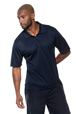 Gamegear gamegear Cooltex Champion Polo - Navy - S: Amazon.es ...