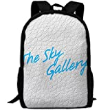 Best Star Gallery Club Musics - The Sky Gallery Double Shoulder Backpacks For Adults Review