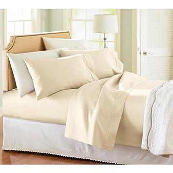 amazing better homes and garden sheets. Better Homes and Gardens 525 Thread Count 100  Cotton King Sheet Set Fresh Amazon com