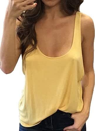 Mujer Camisolas Moda Casual Basicas Camisetas Camisas Señoras ...