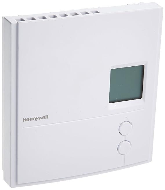 Honeywell rlv3150 a1004/E non-programmable eléctrica calor termostato para eléctrica de zócalos y convectors: Amazon.es: Bricolaje y herramientas