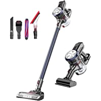 Dibea D18Pro 2 in 1 Handheld Cordless Stick Lightweight Vacuum Cleaner