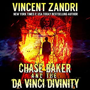 Chase Baker and the Da Vinci Divinity Audiobook