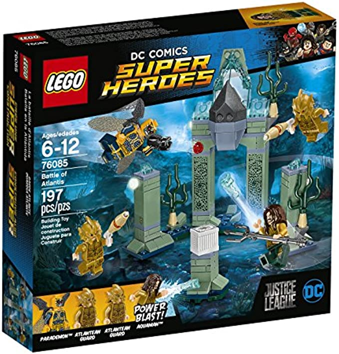 LEGO Super Heroes 76085 Battle of Atlantis
