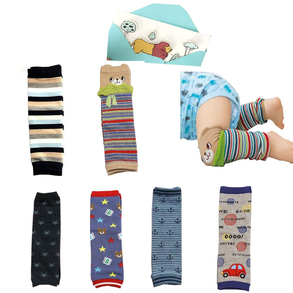 Lucky staryuan Prime Day 6-pack Baby & Toddler Leg Warmers Baby Gifts Luckystaryuan 01rmhxbjbcaxh