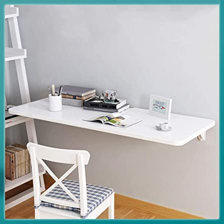 solo Mesa Plegable de Pared,Mesa de Cocina, Escritorio portátil ...