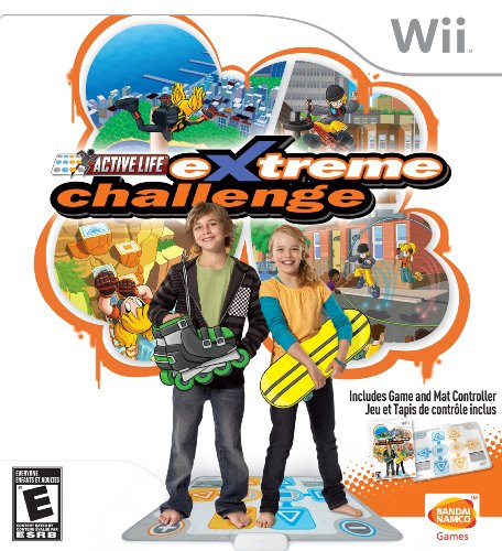 Active Life: Extreme Challenge Bundle with Mat - Nintendo Wii ()