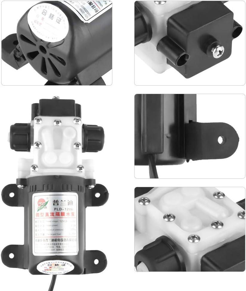 Fuel Extractor Transfer Pump 12V 45W Car Electric Oil Diesel Fuel Extractor Transfer Pump with Crocodie Clip