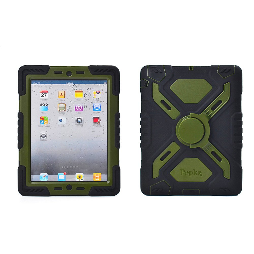 Dual Layer Shock Absorbing Kid-Proof Case