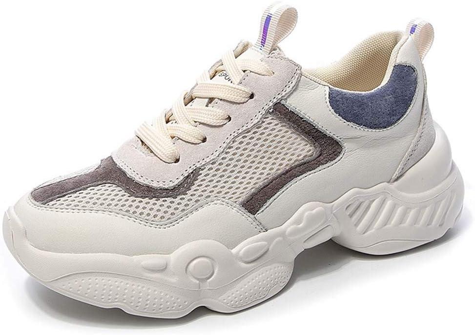 SHOES-HY Zapatos Deportivos para Caminar atléticos para Mujer ...