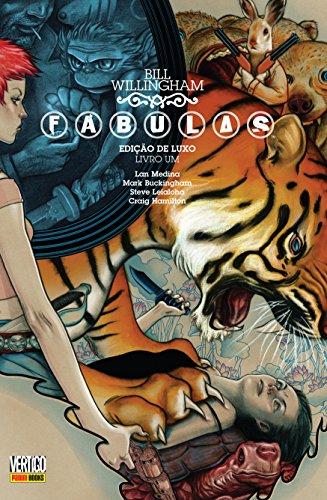 Fábulas - Volume 1