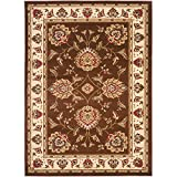 Safavieh Lyndhurst Collection LNH555-2512 Traditional Oriental Brown and Ivory Area Rug (3'3″ x 5'3″) Review