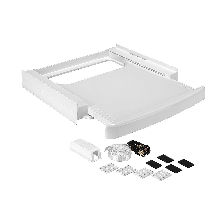 ISL60VSK installation kit impilabile con ripiano estraibile per LG lavatrici/asciugatrici MasterPart