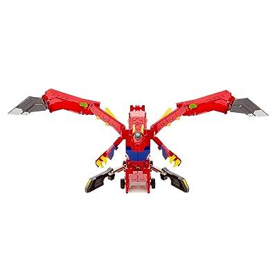 Mecard Mega Dracha Figure: Toys & Games